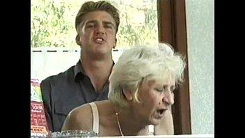 ficky martin smashes a towheaded furry grandma very.