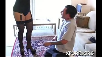 senior boy gets predominated by a duo of.