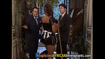 killer black maid gets her ultra-cute taut honeypot pleasedrkt-der-exzesse-1-1