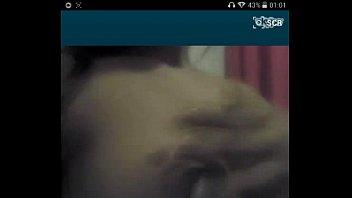 skype colombiana part1