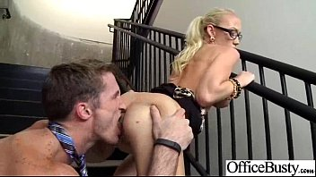 enormous mounds uber-cute woman get hard-core fuck-fest in.
