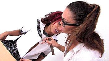 classroom lesbos with skin diamond amp_.
