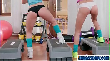 intimate ejaculations for gym lesbianspaula timid amp_ sybil.