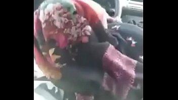turkish hijab cheating outdoor