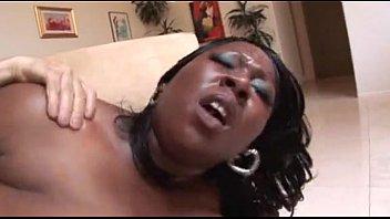 humungous ebony doll ravages milky boy