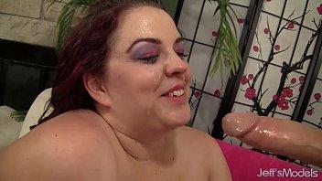 pretty bbw chesty bella gets ravaged.