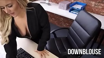 downblouse ep-20 office assistant asmr roleplay.