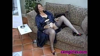 suzie mature solo tights free-for-all onanism.