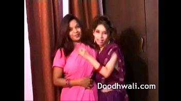 indian school dolls in sari sapphic mind throating.