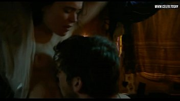 ellen page - nude bang-out vignettes bare-breasted.