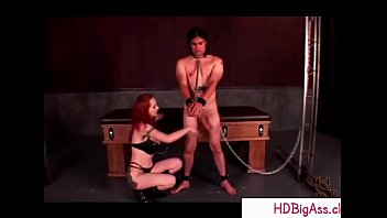 sadism & sadism domina rump spanking her masculine.