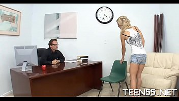 lovely lean nubile cannot help sugary-sweet her coach039_s.