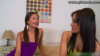 nubiles ariana and gabriella wanking together