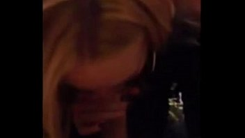 beautiful blondie teenager gives epic blow-job - more.