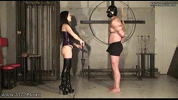 dominatrix saran puny japanese doll domination.