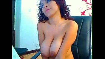 thick breasted latina having joy on.