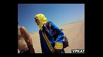 duo maroc a la plage
