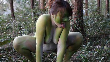 stark nude japanese meaty frog damsel in the.