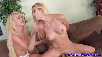 buxomy cougars share rock-hard dick for.