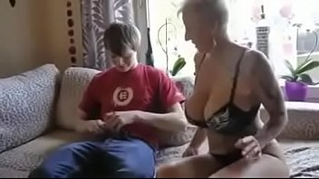 gigantic-boobed step mommy screwed by son039_s.