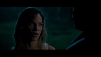 hilary swank in the reaping pin.