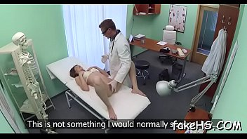 moist cookie of a enticing medic gets annihilated ruthlessly