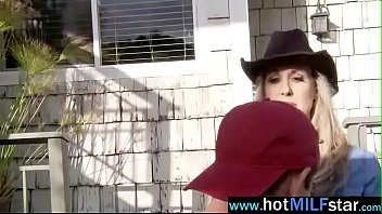 molten excellent cougar brandi love get penetrated by.