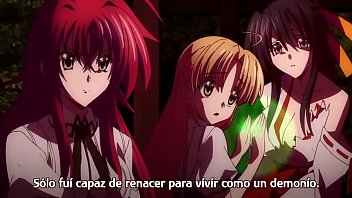 high school dxd fresh five