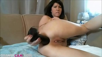 web cam cougar diana thrusts fat faux penis.
