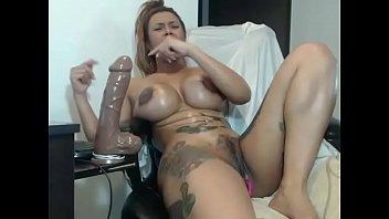 messy latina web cam porno