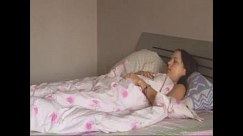 russian teenage is sleeping sweetie -.