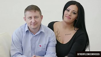 swinger bi-atch ashley cumstar porked in front of hubby