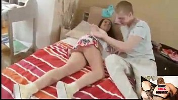 step bro wake up stepsister in panty to.