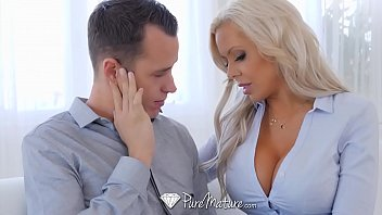 puremature immense-chested real estate cougar nina elle ravages.