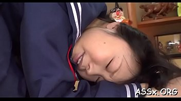 unfathomable buttfuck boning and playing for uber-cute chinese cutie