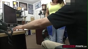 spectacular brown-haired latina lilly hall drills for immediate currency