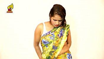 how to dangle net saree bollywood sari dressed.