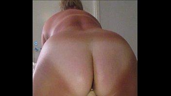 xxl donk wifey railing yam-sized faux-cock