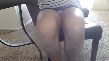 fantastic upskirt of crimson-hot latina gf.