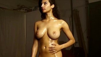 brit indian model shanaya nude toying with her.