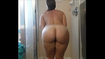 glorious honey in the douche nude.