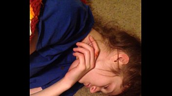 jizm on sleeping gals culo