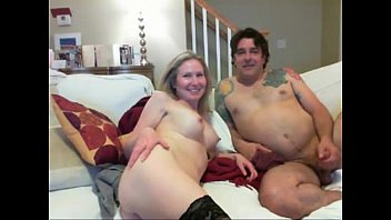 luxurious unexperienced duo on webcam -.
