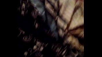 esposa culona cachetona  argentina dormida con tanga blanca