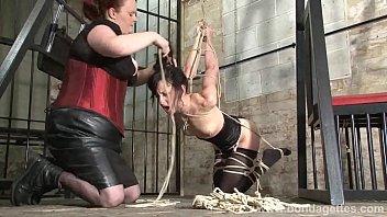 ultra-kinky elise graves lezzie limit bondage.
