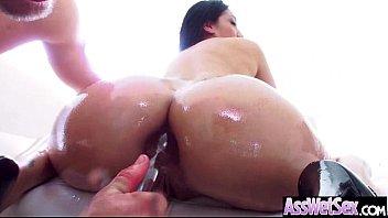 yam-sized moist backside lady vicki haunt in rigid.