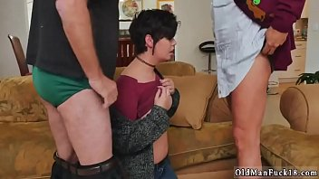 daddy nails cheerleader friend039_ ally039_s stepdaughter and aged kittling