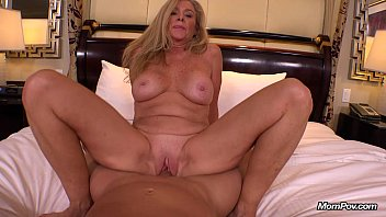 cougar enjoys youthful rod point of.