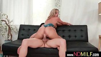 tucker pierce blondie cougar pummel firm in intercourse gauze