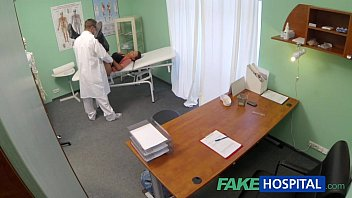 fakehospital married wifey with fertility problem has muff probed